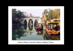 Tour sites in Beijing